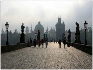 prague bridge blog