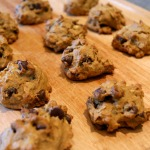pumpkin oatmeal cookies8
